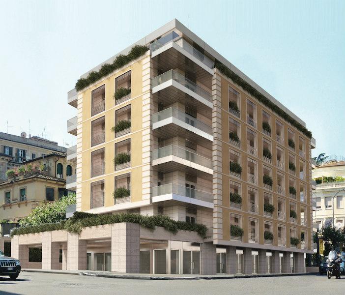 Palazzo pitagora un nuovo concetto di edilizia green a roma - Architetto palazzo congressi roma ...