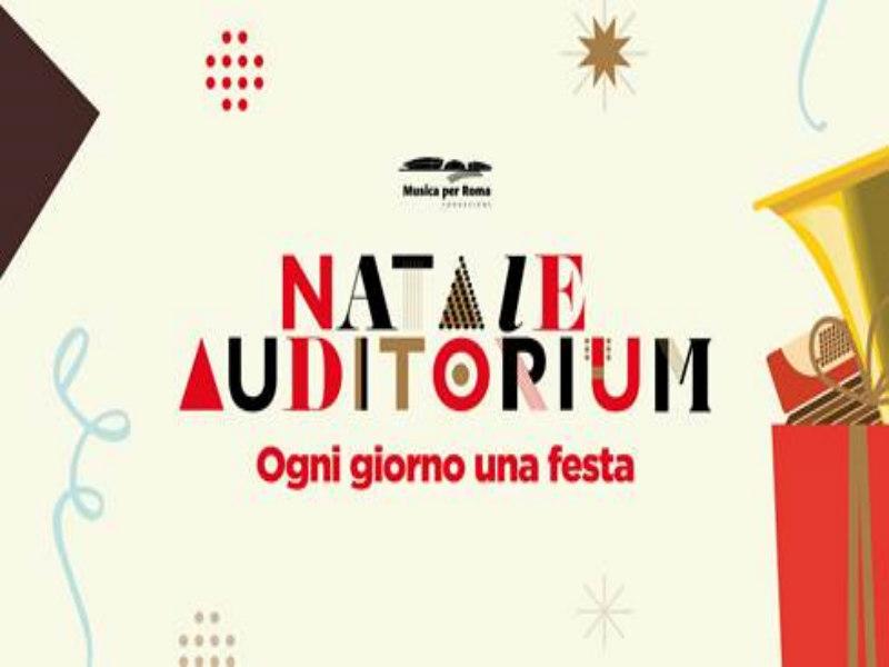 Natale all'Auditorium, al via dall'8 dicembre - Romanotizie.it - News ed eventi da Roma e i suoi Municipi