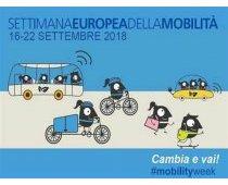 Settimana Europea della Mobilità, dal 16 al 22 settembre