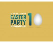 EASTER PARTY#10 aka LA DANCEHALL DI PASQUA @ INIT CLUB
